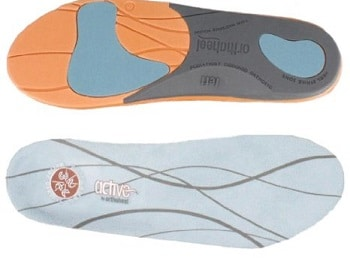 Orthaheel Active Men's Women's Full Length Orthotics