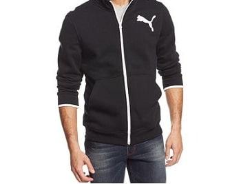 PUMA Men's Fleece Track Jacket