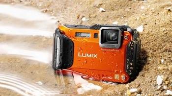 Panasonic Lumix DMC-FT5 Tough Shock & Waterproof