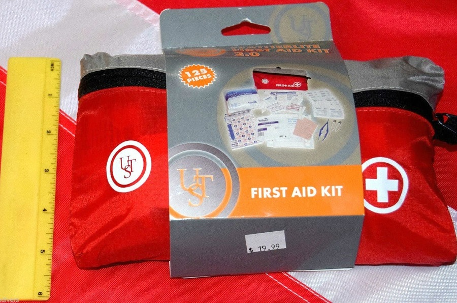 Pre-made first aid kits