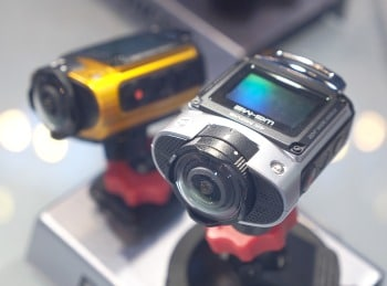 Ricoh WG-M2 Action Cam