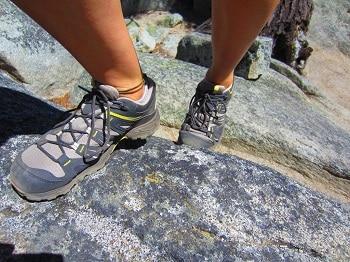 Salmon Women's Ellipse Hiking Shoe