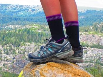 Salmon Women's X Ultra 2 Hiking Shoe