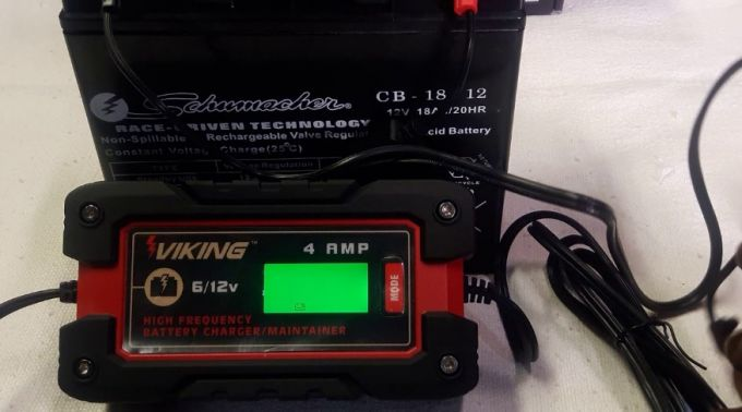 viking battery charger