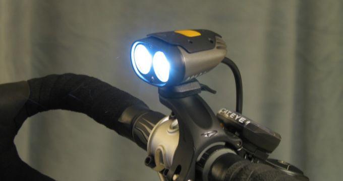 bicycle light mounts