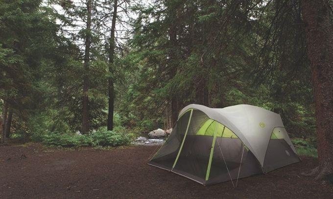 6 person tent