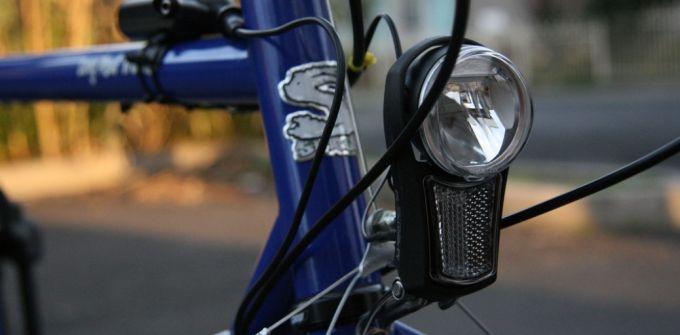front bike light