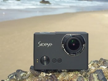 Sioeye Iris4G Live Streaming Action Camera