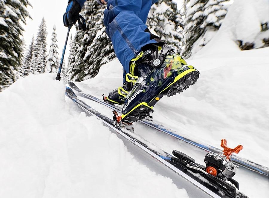 Ski bindings budget