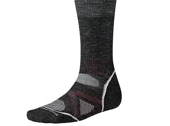 Smartwool Men's PhD Outdoor Medium Crew Socks - Past Season
