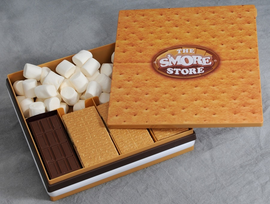 Smores for camping