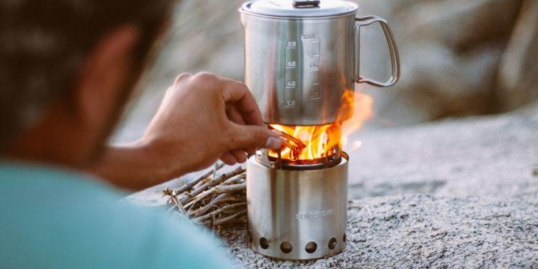 Solo stove pot 900 combo review