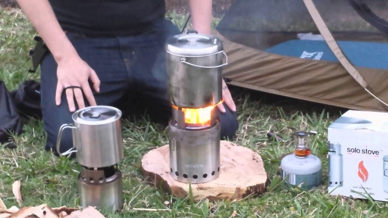 Solo Stove & Pot 900 Combo reviewers opinion