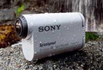 Sony HDRAS100V/W