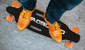 The Swagboard NG-1 NextGen Electric Boosted Longboard