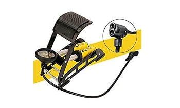 TopBox Mini Portable Bicycle Floor Pump Foot