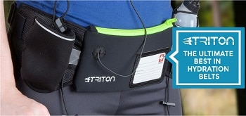 Triton Hydration Belt