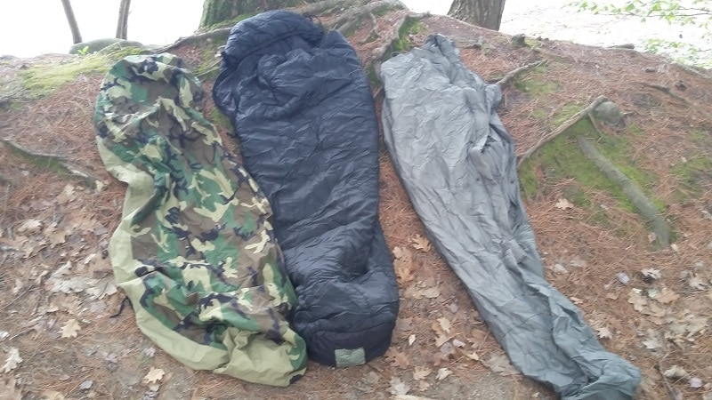 Types of Bivy Sacks