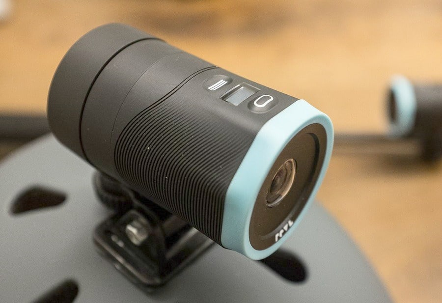 Wearable Action Camera