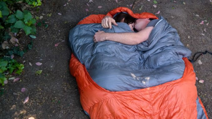 Where to use 2-person sleeping bag