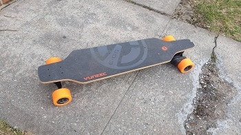 Yuneec YUNEGOCR001 E-Go Cruiser Electric Skateboard