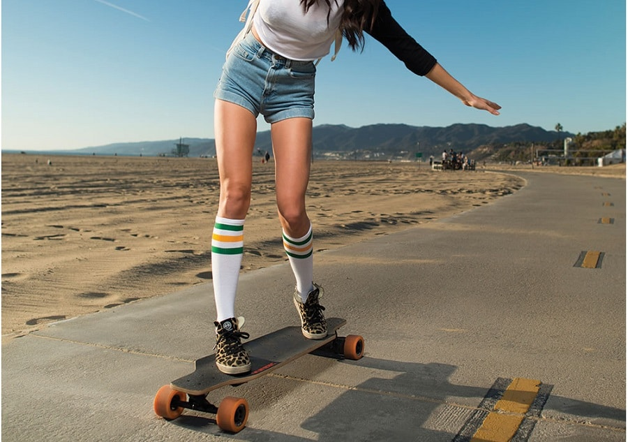Yuneec e go electric skateboard