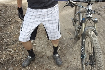 ZOIC Men's Ether Cycling Shorts