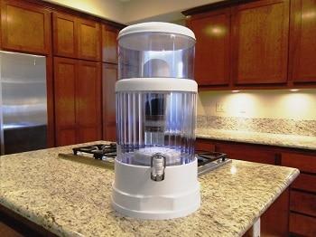 Zen Water Countertop Water Filter