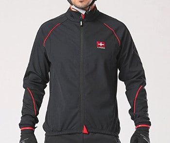 4ucycling Windproof Full Zip Jacket