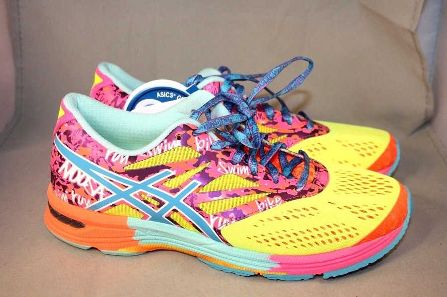 Asics shoes features