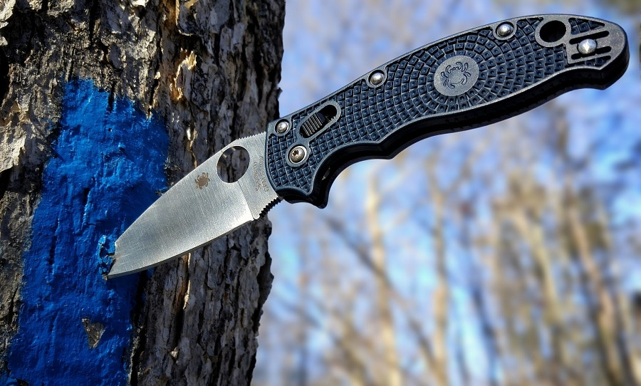 Backpacking Knife features