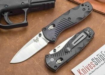 Benchmade 585 Mini-barrage Folding Knife