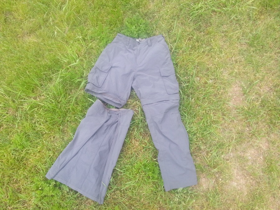 Pick your Convertible Pants