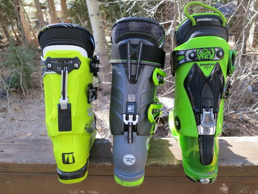 Best Ski Boots for Wide Feet: Reviews