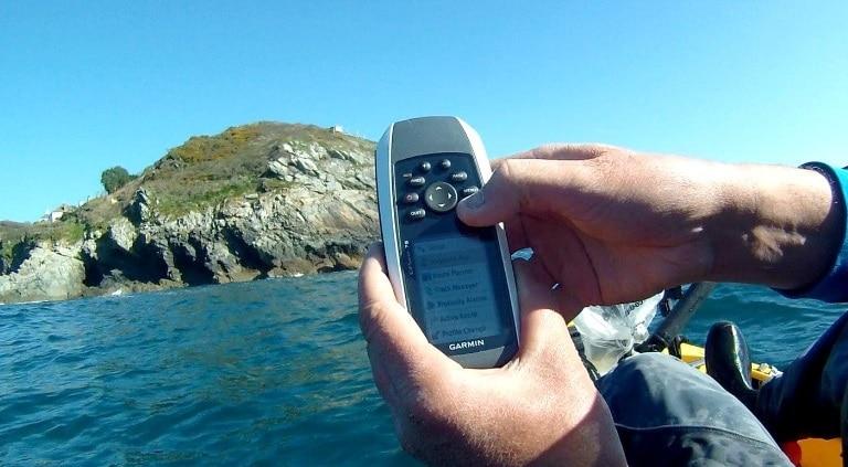 Bring your Fishing GPS