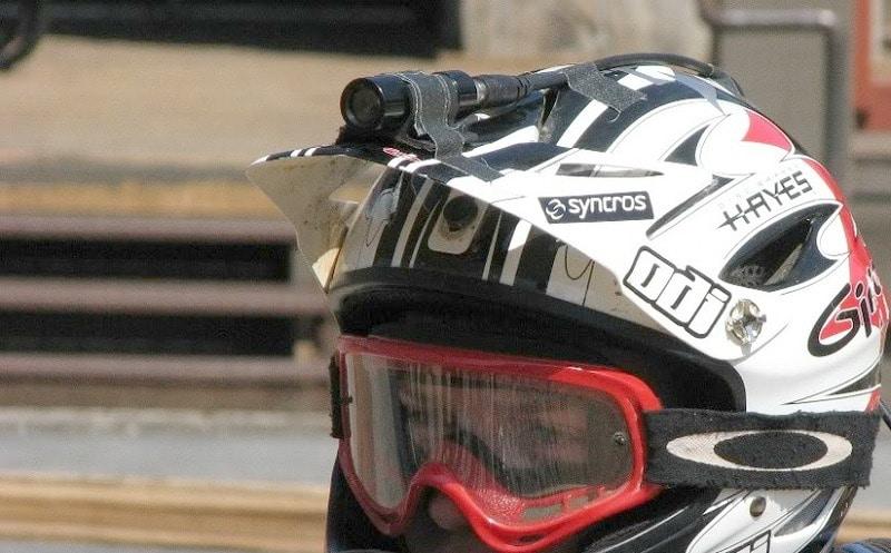 CMOS Helmet cam