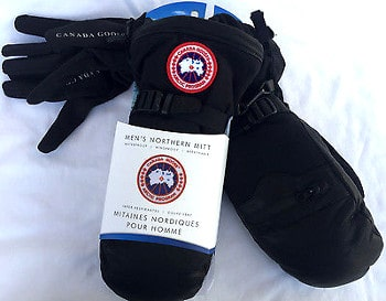 Canada Goose Mens Northern Mitts
