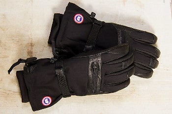 Canada Goose Mens Northern Gloves