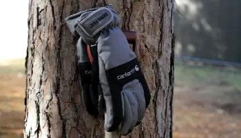 Carhartt Waterproof Windproof Winter Gloves
