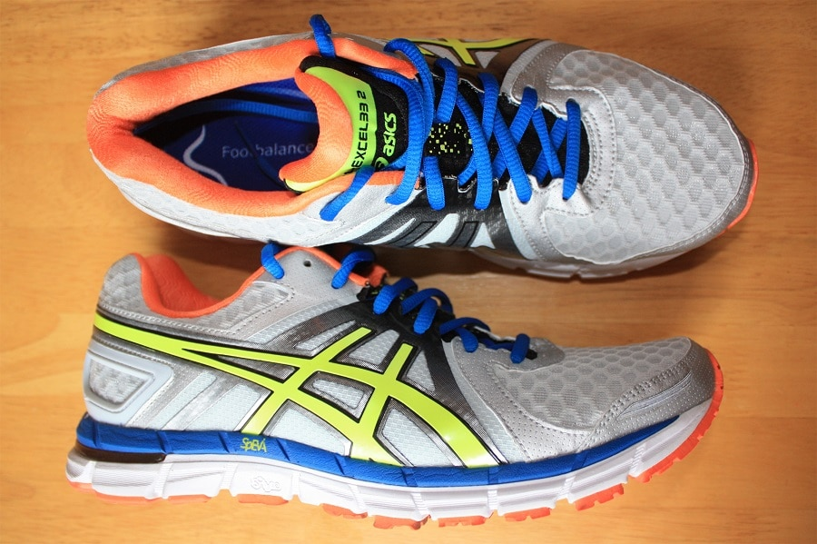 Choose A Pair of Running Shoes