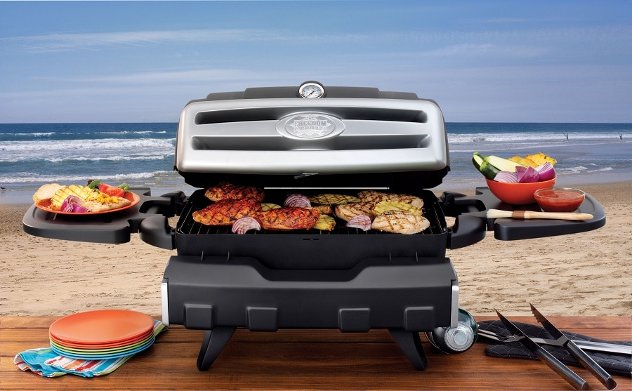 Choose and bring your Tailgate Grill