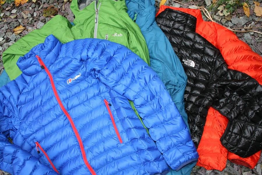 Choose your Insulated Jacket