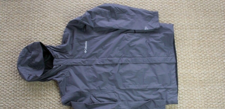 Choose your Packable Rain Jacket