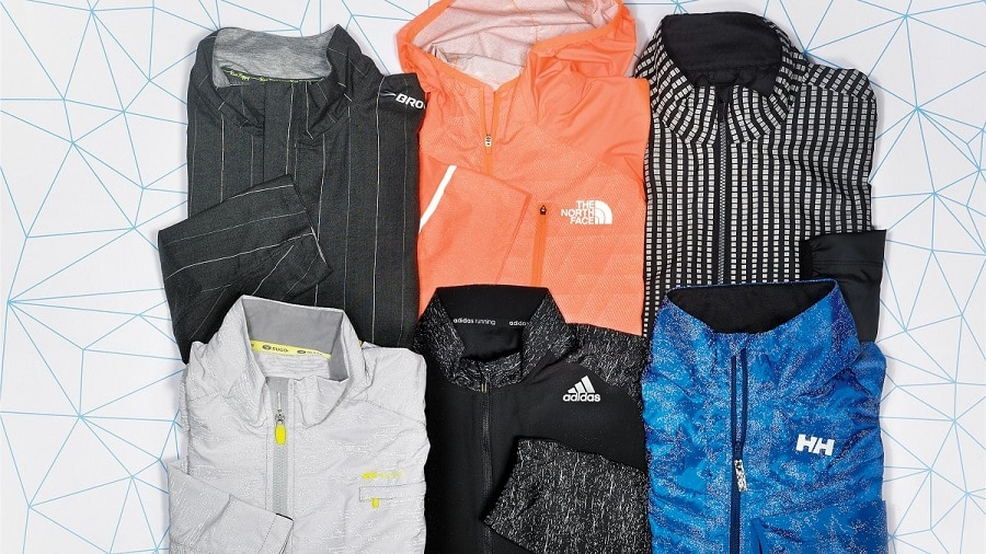 Choose your Running Jacket