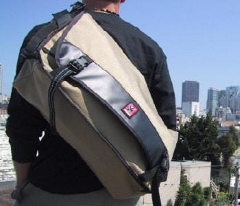 Chrome Metropolis Bag
