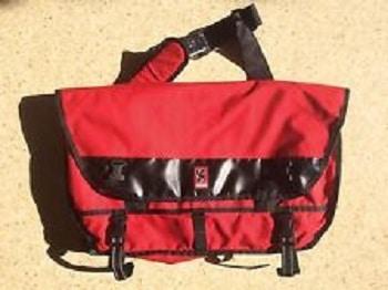 Chrome Unisex-Adult Metropolis Bag