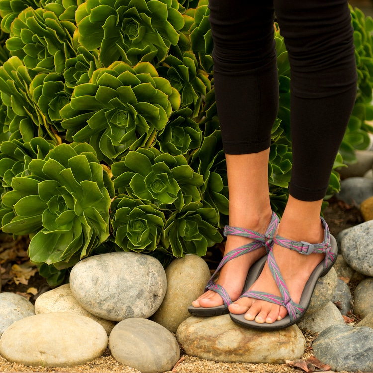 Comfortable in walking sandal