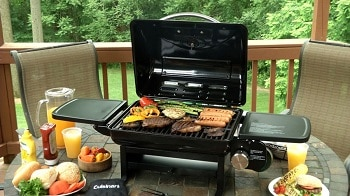 Cuisinart Gratelifter Portable Grill