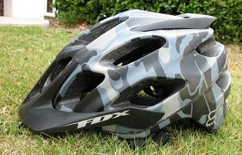 Fox Flux Mountain Bike Helmet