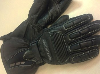 Motorfist Subzero Gloves